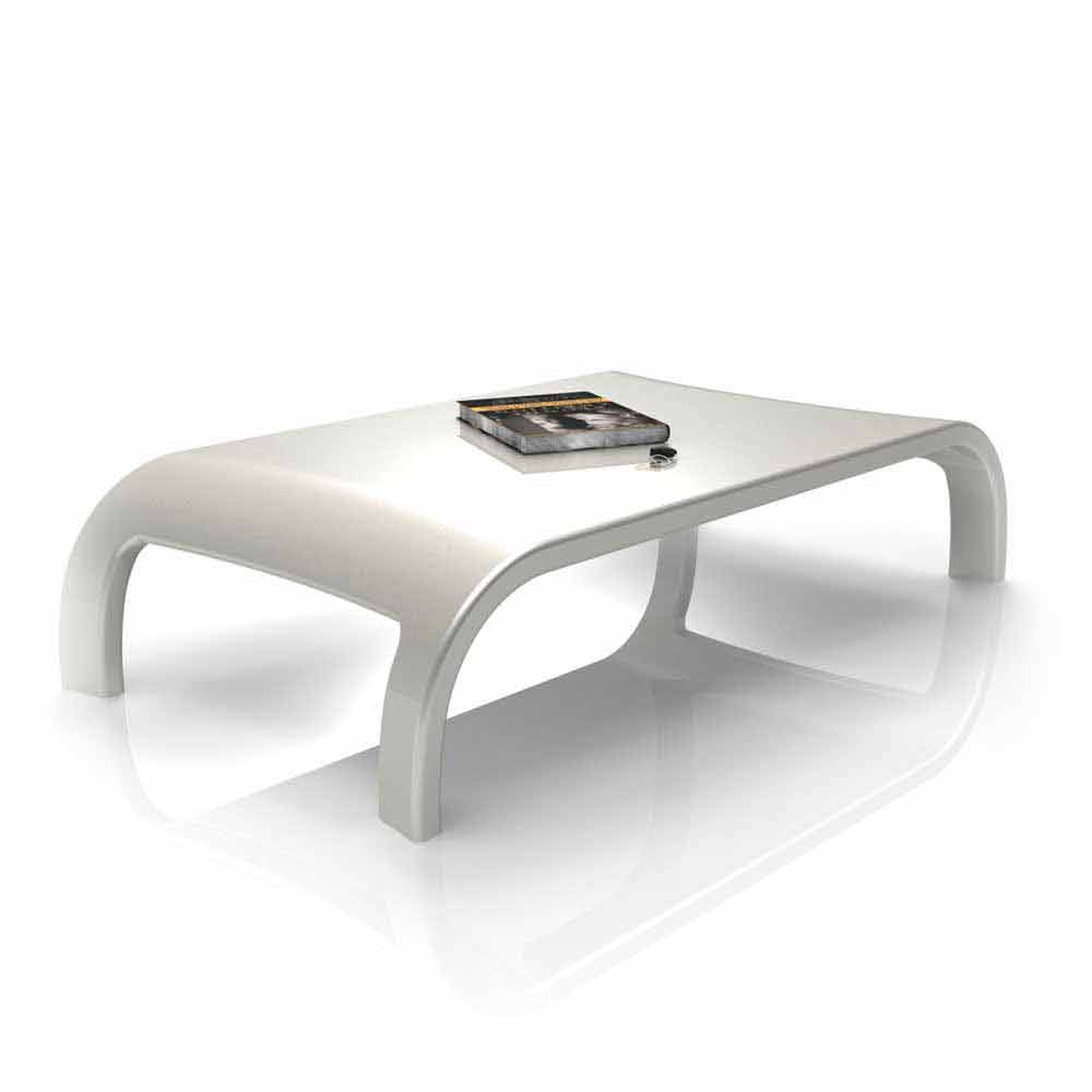 Couchtisch modernes design  Beistelltisch in modernem Design Downhill Made in Italy