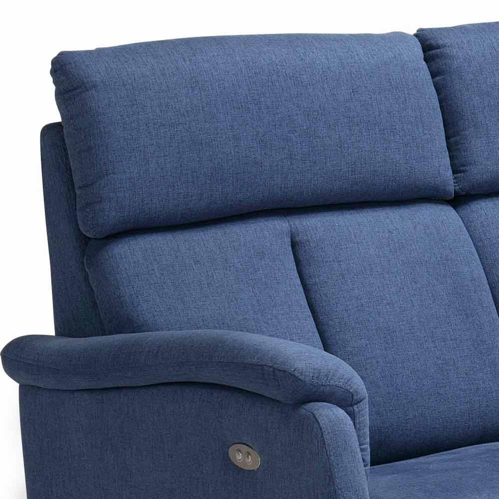 Brilliant Elektrisches Sofa Beste Wahl 2posti Elektrische Entspannung, 2 Elektrische Sitze Gelso,