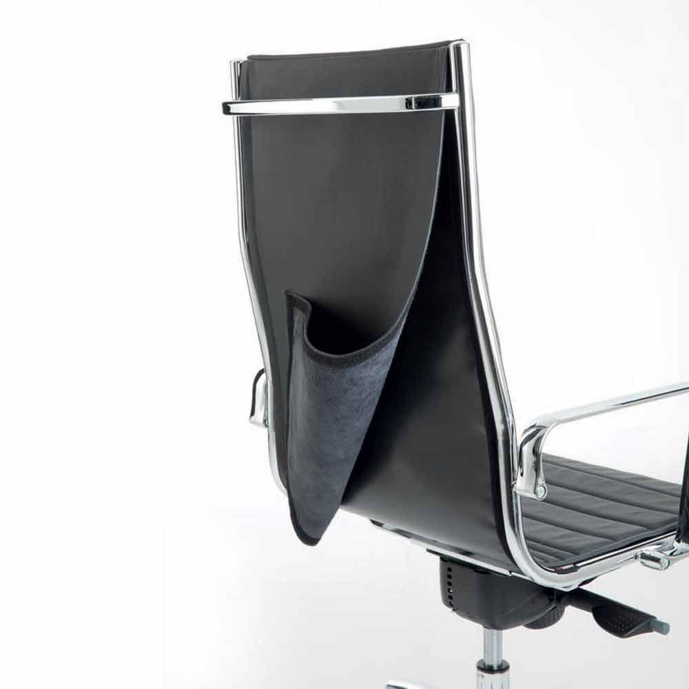 Designer chefsessel leder  Chefsessel von Design aus Leder oder Stoff, Light by Luxy