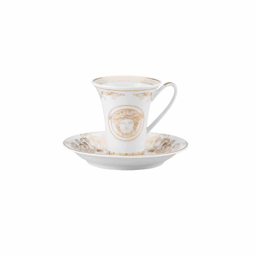 rosenthal versace medusa gala porzellan design kaffeetasse. Black Bedroom Furniture Sets. Home Design Ideas