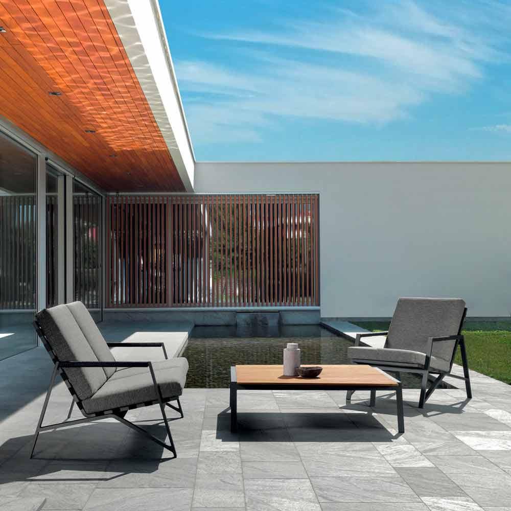 talenti cottage gartensofa in modernem design made in italy. Black Bedroom Furniture Sets. Home Design Ideas