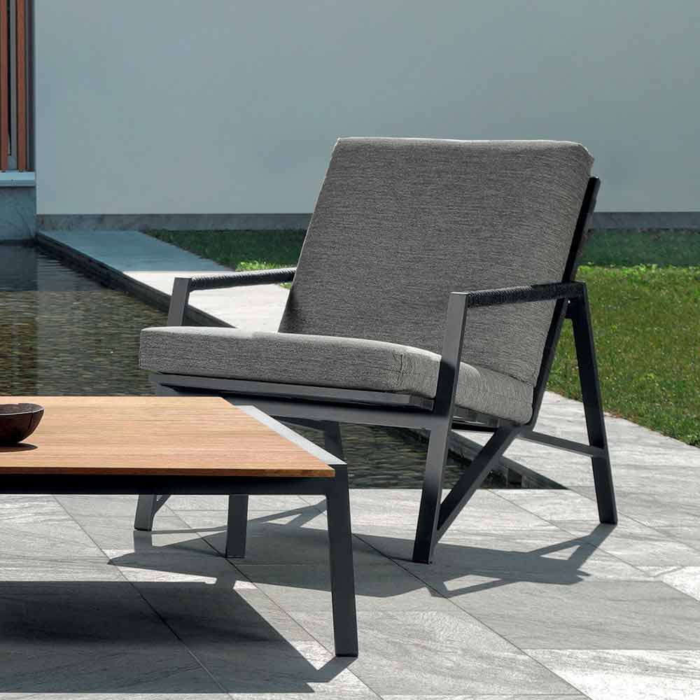 Talenti Cottage Gartenlounge in modernem Design made in Italy
