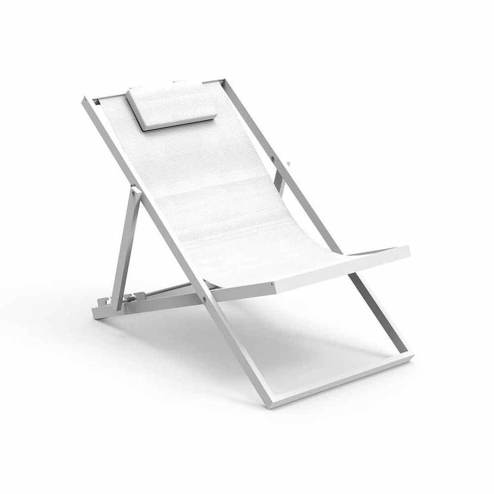 talenti touch garten sonnenliege aus aluminium made in italy. Black Bedroom Furniture Sets. Home Design Ideas