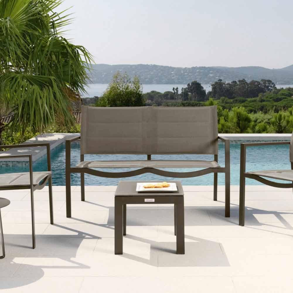 beistelltisch f r den au enbereich touch by talenti. Black Bedroom Furniture Sets. Home Design Ideas
