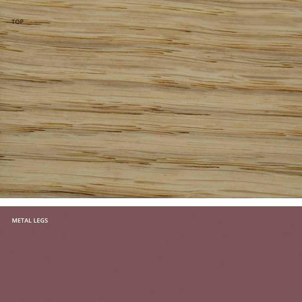 Moderner massivholz esstisch made in italy dionigi for Esstisch italian design