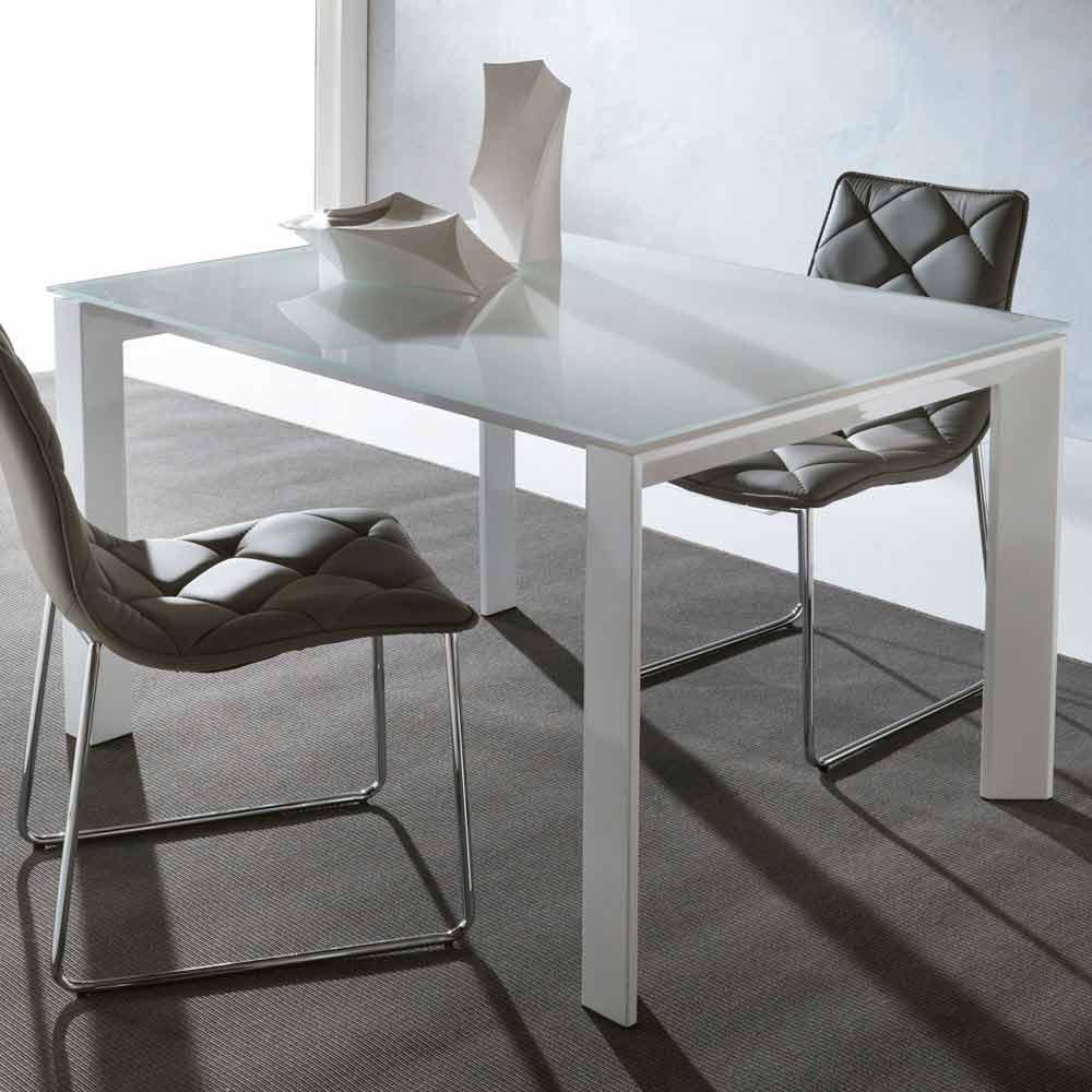 moderner tisch ausziehbar phoenix. Black Bedroom Furniture Sets. Home Design Ideas