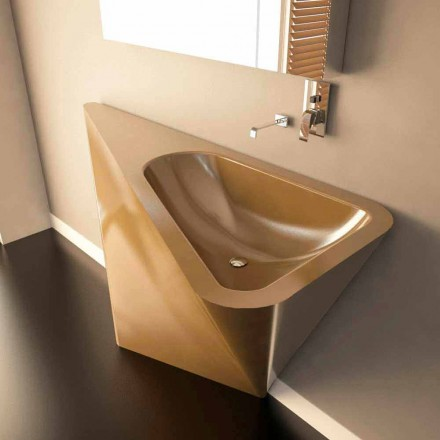 Modernes Standwaschbecken Mullet