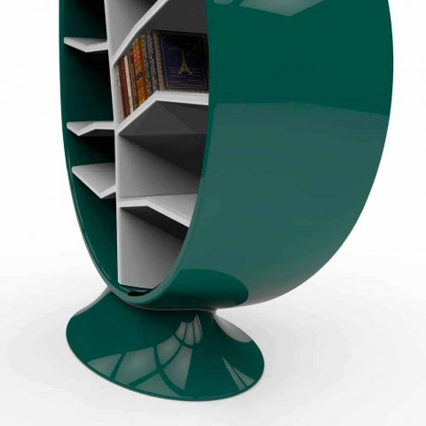Modern Library Chlorophyll Made in Italy