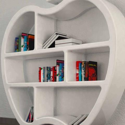 Bibliothek Design Moderne Völlerei Made in Italy