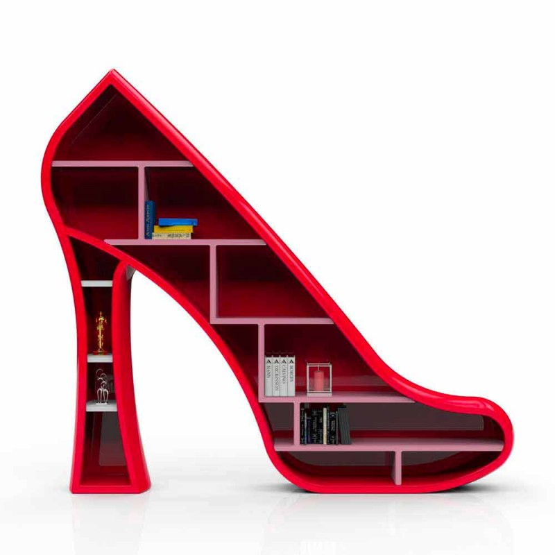 Bibliothek Design Dame Made in Italy