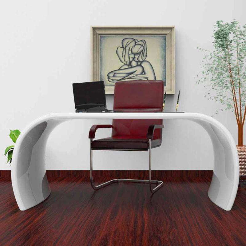 Schreibtisch Design Office Ola Made in Italy