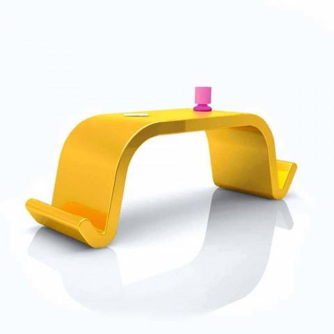 Moderner Büro-Schreibtisch Acton Made in Italy