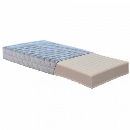 Matratze 1 Halbe-Platz und Taschenfederkern-Bio Federn