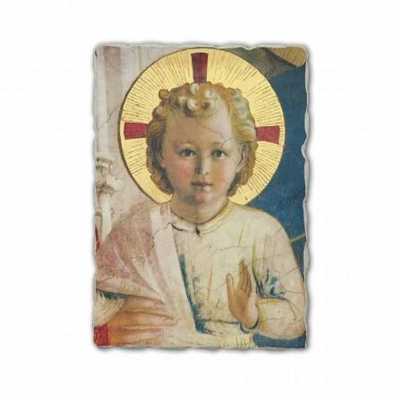 Fresko Beato Angelico Madonna of the shadow