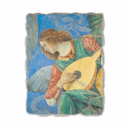 Fresko Melozzo da Forli musizierender Engel