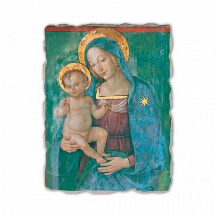 """Fresko getan in Italien Pinturicchio """"Madonna mit Kind"""""""