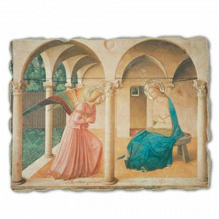 Großes Fresko Fra Angelico Verkündigung an Maria