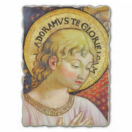 Großes Fresko Benozzo Gozzoli anbetender Engel