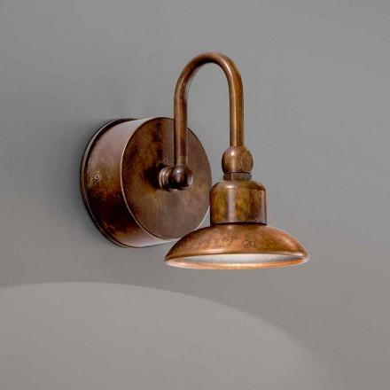 Wandlampe für den Außenbereich Bugatti von Aldo Bernardi
