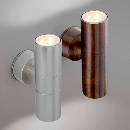 Wandlampe für den Außenbereich Abarth von Aldo Bernardi