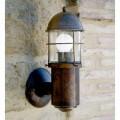 Wandlampe für den Außenbereich Attila von Aldo Bernardi