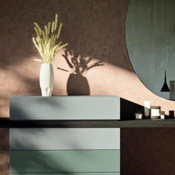 6-Elemente Schlafzimmermöbel Made in Italy - Ruby