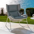 Bergere-Gartensessel in modernem Design Varaschin Summer Set