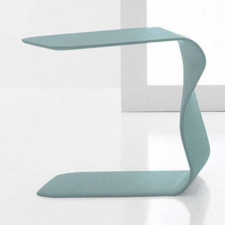 Bonaldo Duffy Tischchen Polyurethan 48x60cm, Design made in Italy