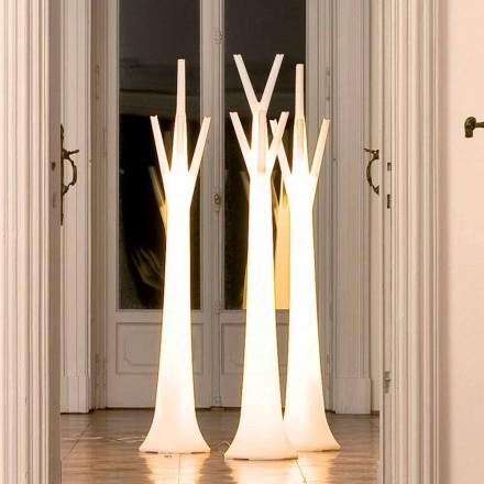 Bonaldo Tree Kleiderständer aus Polyetylen mit Licht,Design made Italy