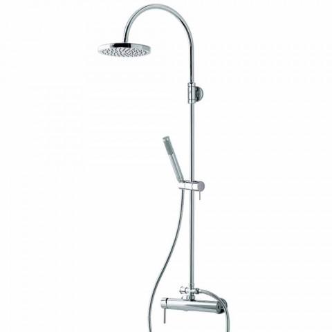 Bossini Duschsäule mit Einhebelmischer Oki Säule