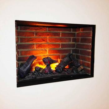 Kamin Elektrobeschichtungs Bricks Yorker 56-600