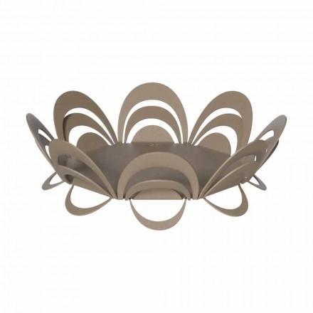 Handgemachte Obsthalter Herzstück aus Eisen, Made in Italy - Futti