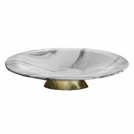 Herzstück in Brezza della Versilia Marmor und Metall Made in Italy - Amabile