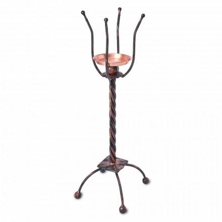 Design Ice Bucket Column für Wein in Kupfer - Arnaldo