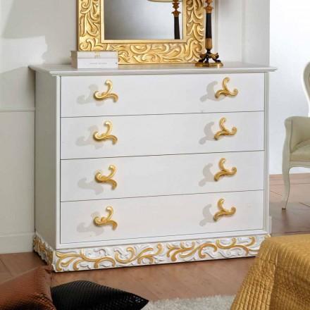 Schlafzimmer Kommode in modern klassischen Stil Kush