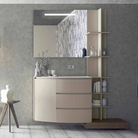 Zusammensetzung der Möbel für das Badezimmer des modernen Designs - Callisi13