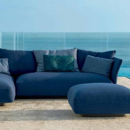 Cliff Talenti moderne Gartenmöbel Zusammensetzung, Design Palomba