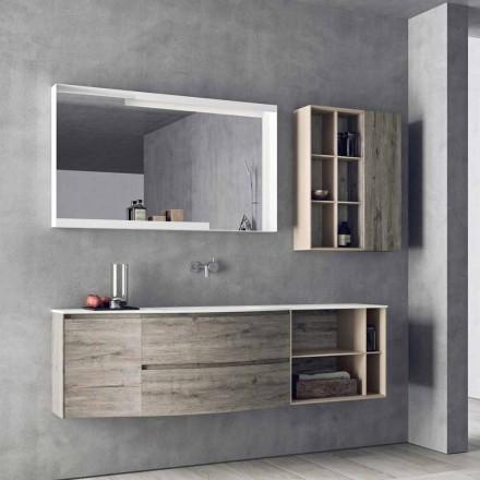 Suspended Design Zusammensetzung, Modernes Design Badmöbel - Callisi5