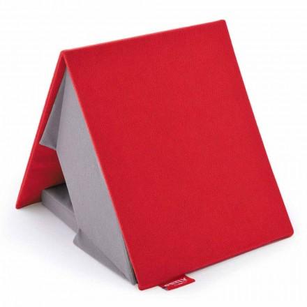 Abziehbarer Hunde- und Katzenschlafplatz in Form eines Zeltes - Casetta