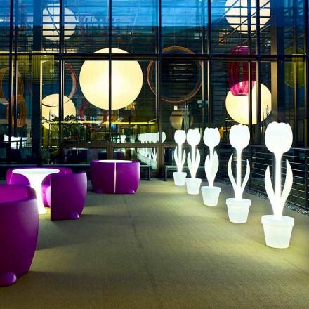 Helle Dekoration für das Interieur des modernen Designs - Tulpe von Myyour