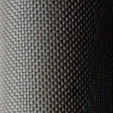 2-Sitzer-Outdoor-Sofa aus Metall und Stoff mit Kissen Made in Italy - Olma
