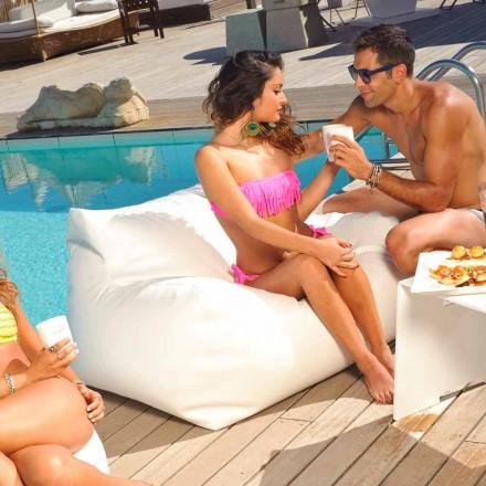 Trona Cloud Sofa aus umweltfreundlichem nautischem Öko-Leder, hergestellt in Italien