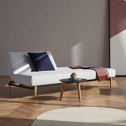 Design Schafcouch aus Stoff Splitback by Innovation