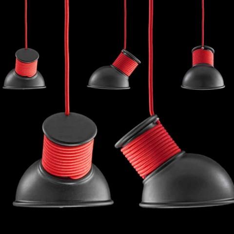 Hängeleuchte keramische Glasur Die 10 Aldo Bernardi