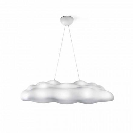Kunststoff Cloud Design Outdoor Hängelampe - Nefos von Myyour