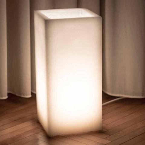 Abat-Jour-Lampe aus duftendem Wachs in verschiedenen Farben Made in Italy - Dalila
