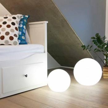 Bunte moderne Design Sphere Stehleuchte, verschiedene Größen - Globostar