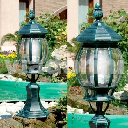 Garten Stehlampe aus Aluminium, hergestellt in Italien, Anika