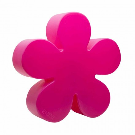 Steh- oder Tischlampe in Form einer farbigen Blume, Solar Attack - Fiorestar