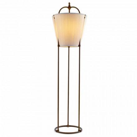 Stehlampe aus Messing Tenarunga von Aldo Bernardi